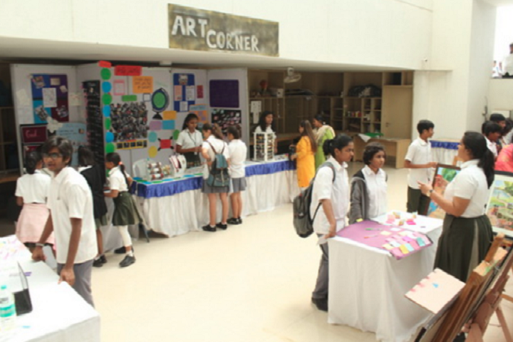 Sreenidhi International School-Science Exhibition
