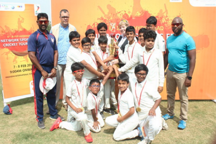 Sreenidhi International School-Sports Winner