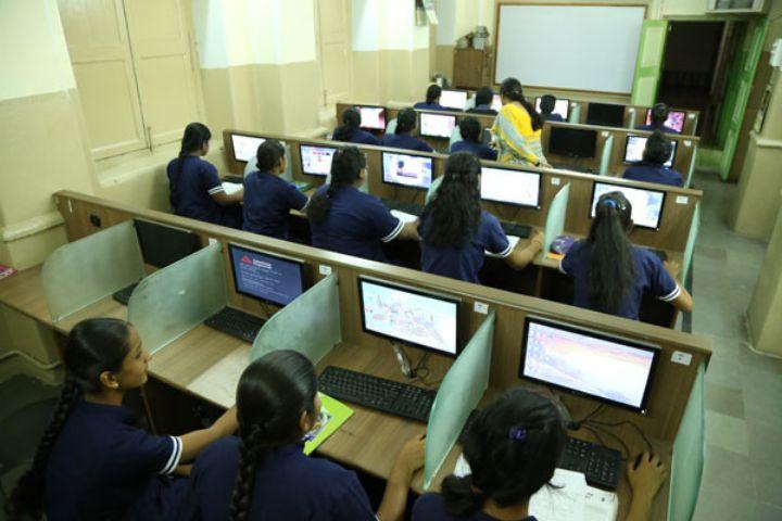 """""""St Anns High School-Computer class"""""""