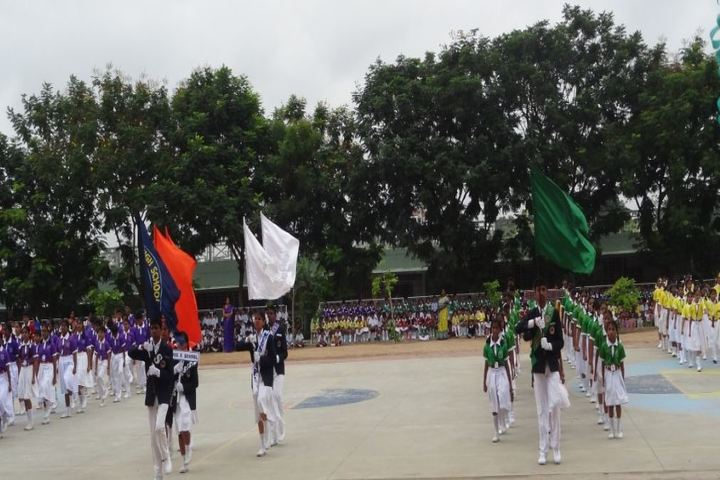St Pious X School-Sports day