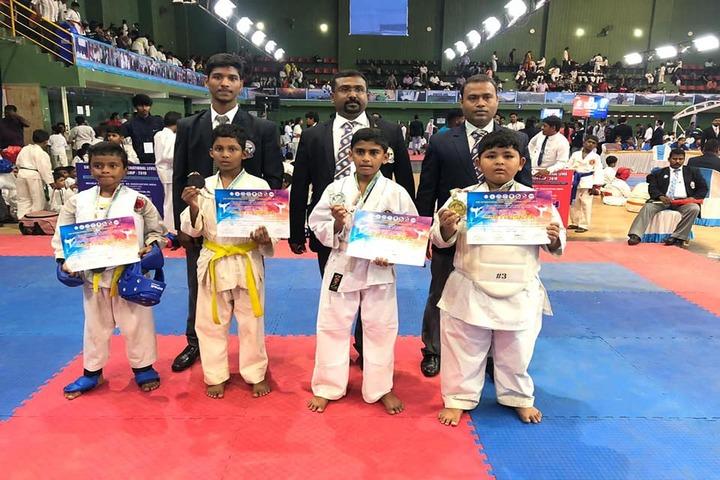 IRIS World School-Achievement