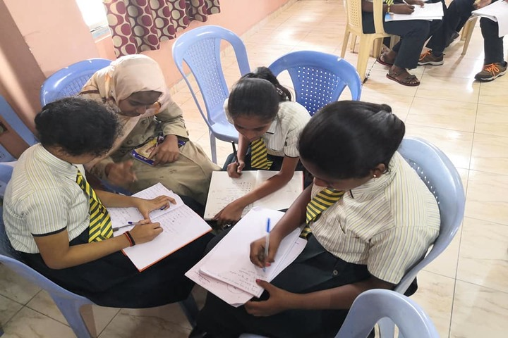IRIS World School-Activity