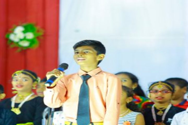 IRIS World School-Annual day