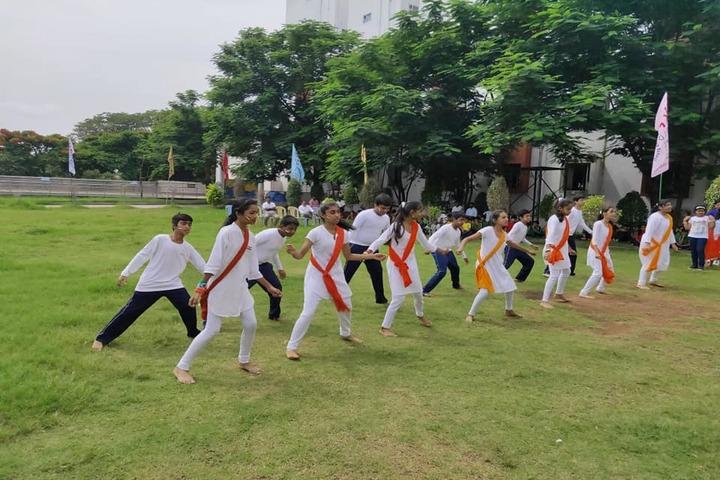 IRIS World School-Dance