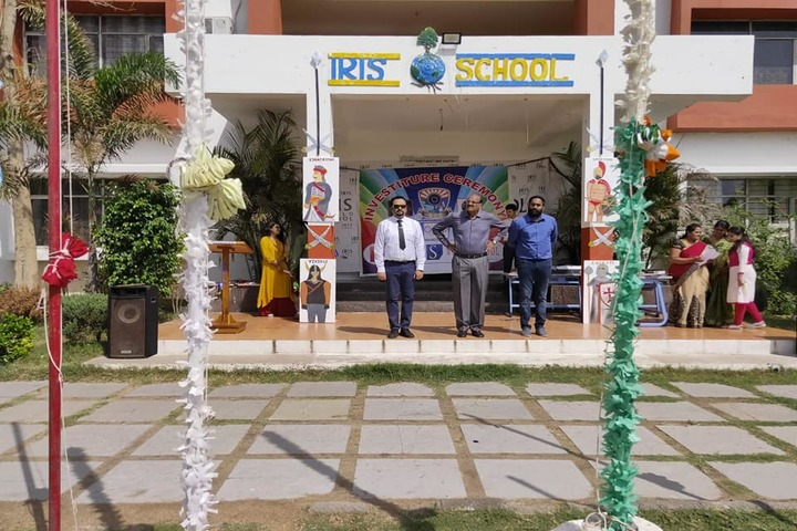 IRIS World School-Independence day