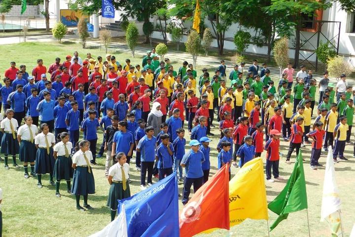 IRIS World School-Assembly