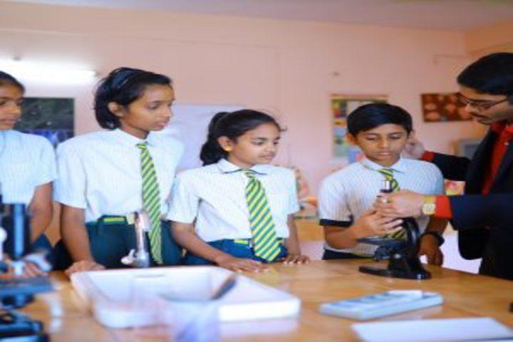 IRIS World School-Physics Lab