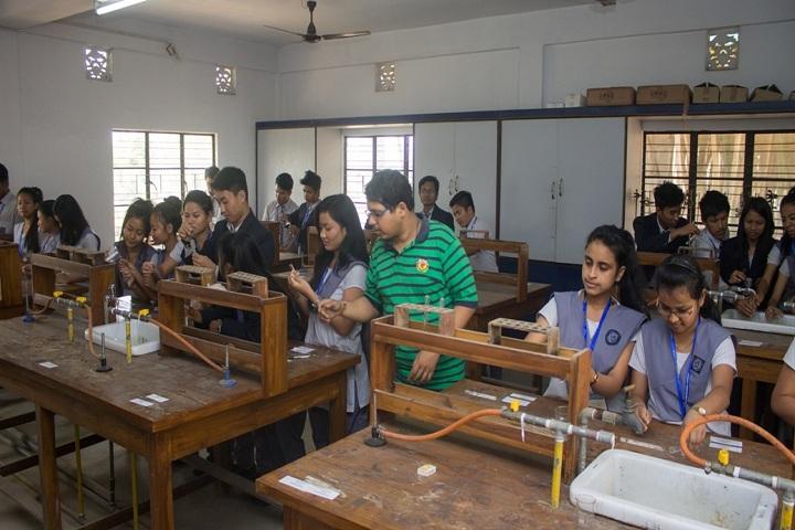 St Pauls School-Chemistry Lab