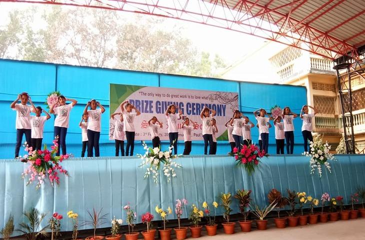 St Pauls School-Annual Prize Distribution