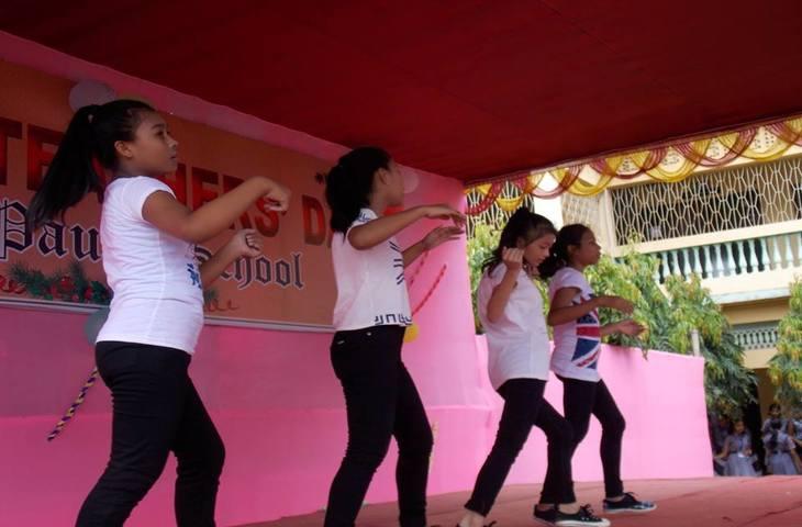 St Pauls School-Dance