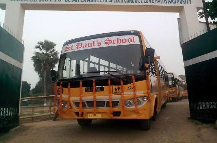 St Pauls School-Transport