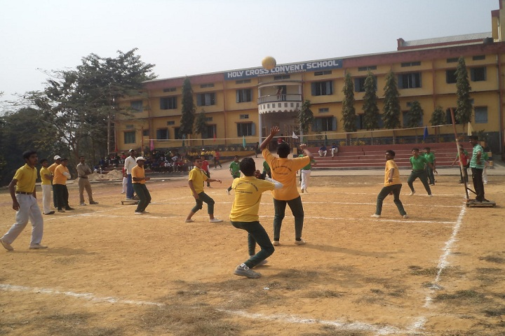 Holy Cross Convent School-Sports