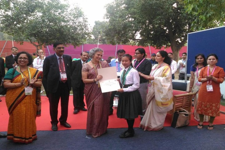Holy Cross Convent School-Drawing Competition
