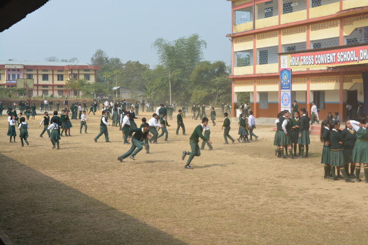 Holy Cross Convent School-Play Ground