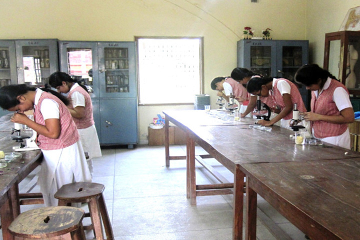 St Anthonys Junior College-Biology Lab