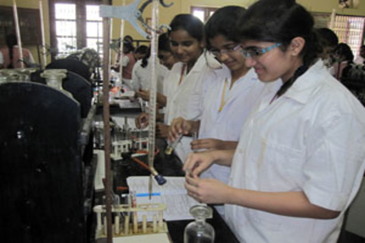 St Anthonys Junior College-Chemistry Lab