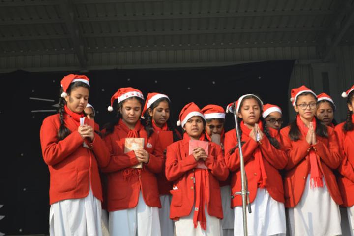 St Anthonys Junior College-Christmas Celebration