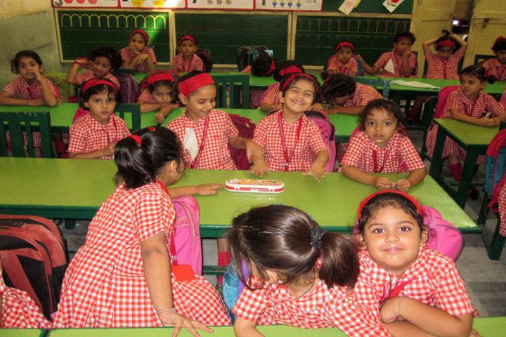 St Anthonys Junior College-Classroom
