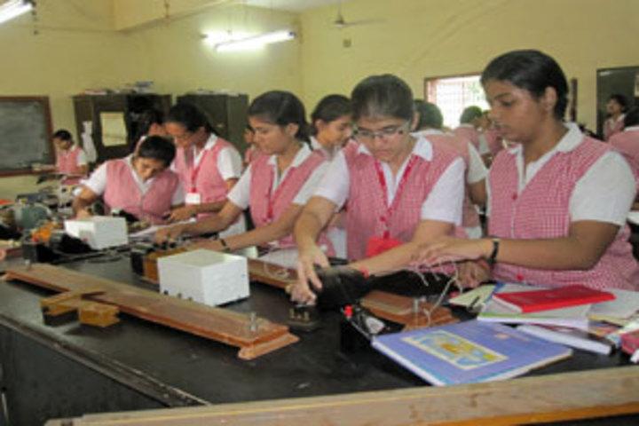 St Anthonys Junior College-Physics Lab