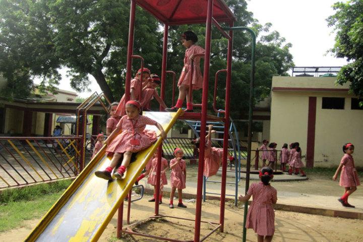 St Anthonys Junior College-Play Area