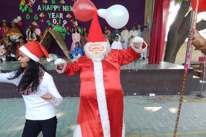 Christ The King School-Christmas Celebrations
