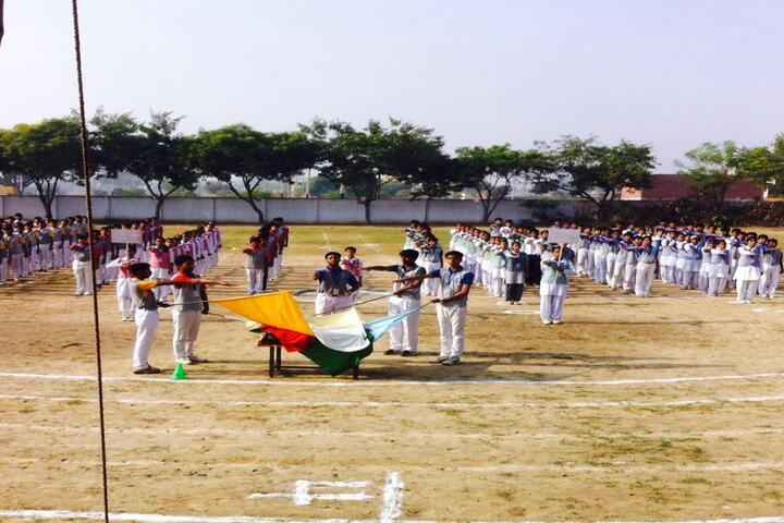 Christ The King School-Sports Day