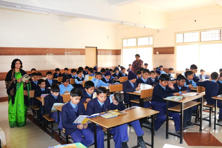 St Joseph S College-Classroom
