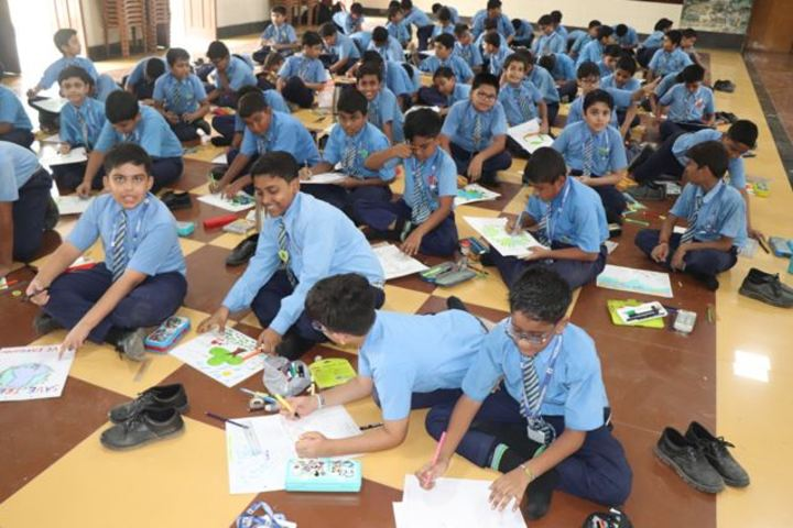 St Joseph S College-Drawing Competition