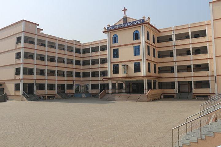 St Joseph S College-School View