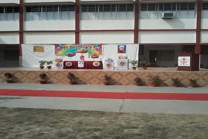 Bishop Johnson School and College-Childrens day
