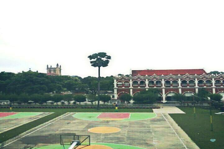 Bishop Johnson School and College-Play Ground