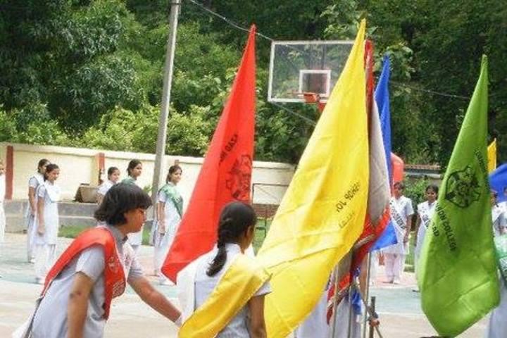 Bishop Johnson School and College-Sports day