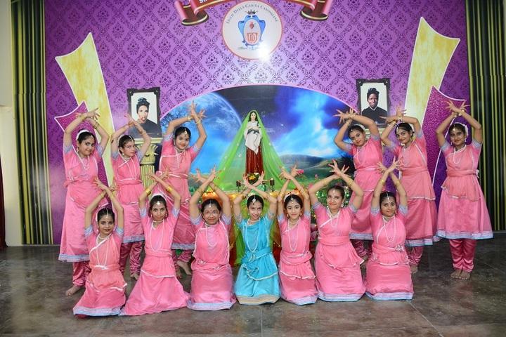 St Maria Goretti Inter College-Dancing Activity