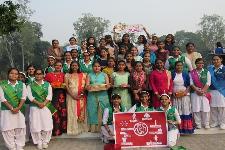 St Maria Goretti Inter College-Diwali Celebrations