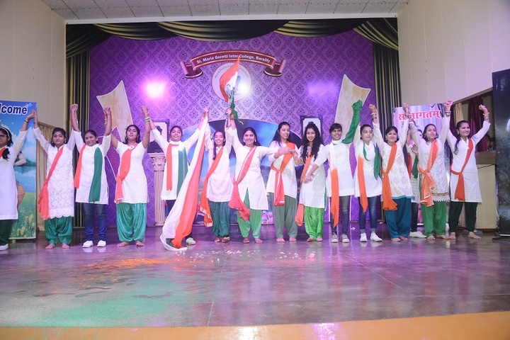 St Maria Goretti Inter College-Independence Day