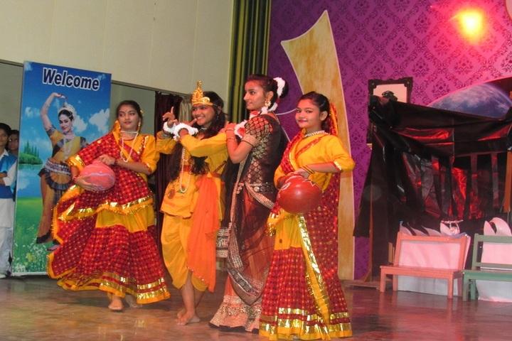 St Maria Goretti Inter College-Krishnastami Celebrations