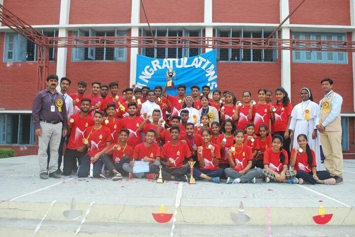St Mary S School-Achievement