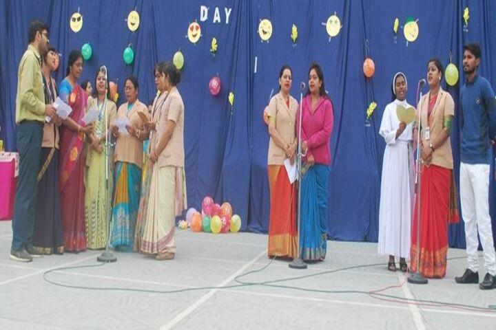 St Mary S School-Childrens Day Celebration
