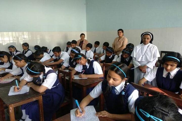 St Mary S School-Class Room