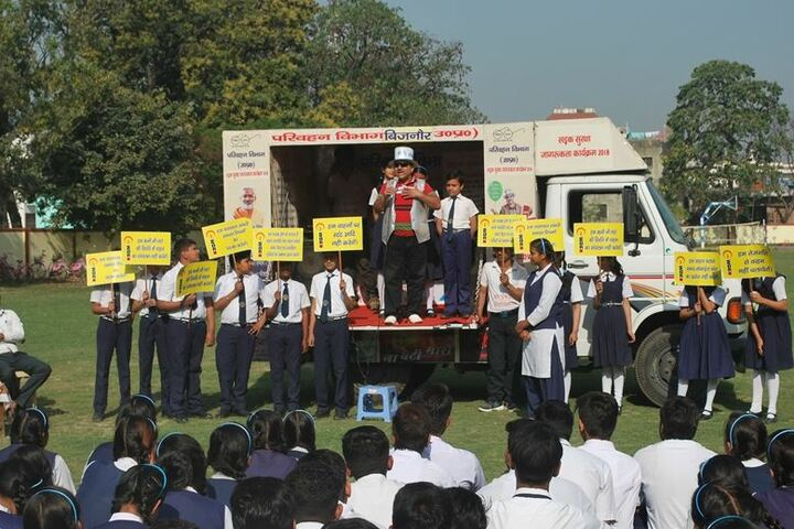 St Mary S School-Road Safety Awareness