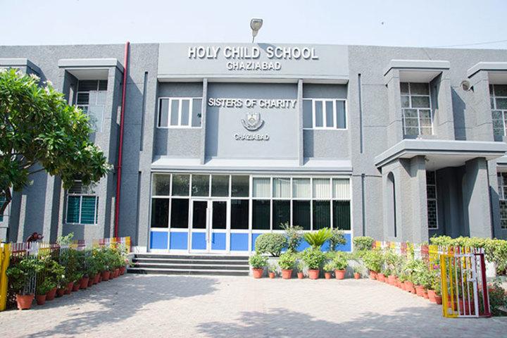 Holy Child School-School View