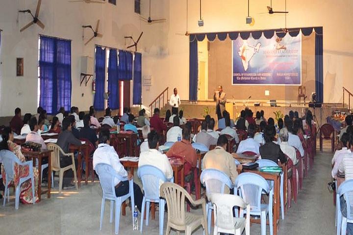 Ingraham Institute English School-Auditorium