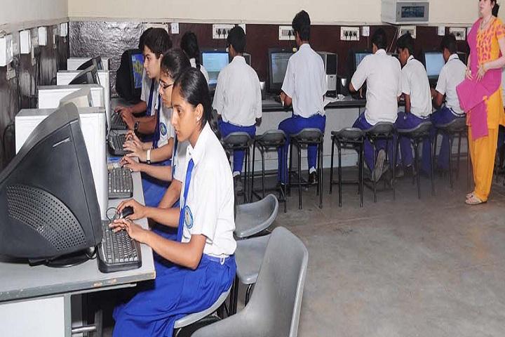 Ingraham Institute English School-Computer Lab
