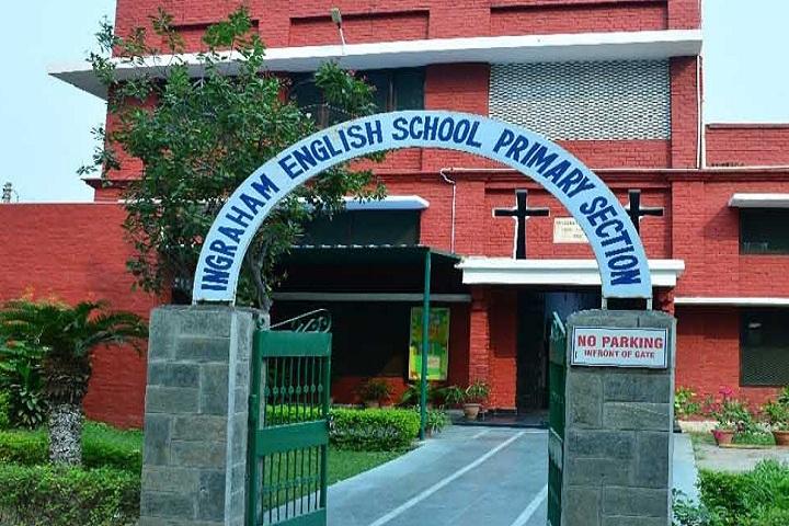 Ingraham Institute English School-School Entrance