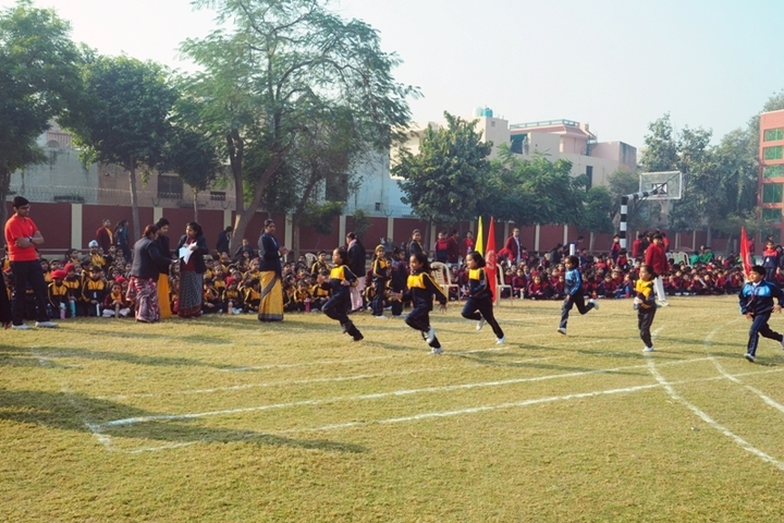 St Paul S Academy-Sports Day