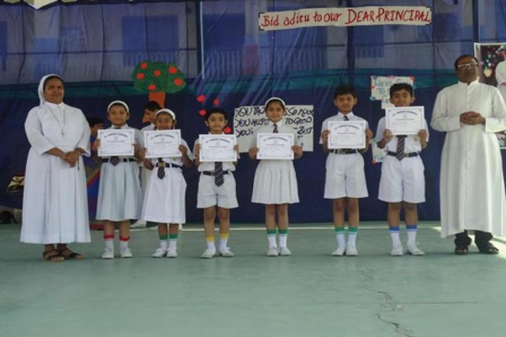 St Teresa S Academy-Annual Prize Distribution