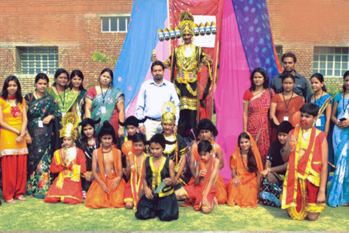Campus School-Cultural Event