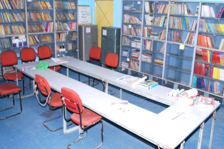 Campus School-Library