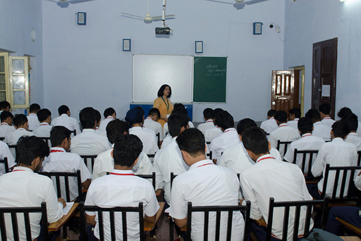 Christ The King College-Classroom