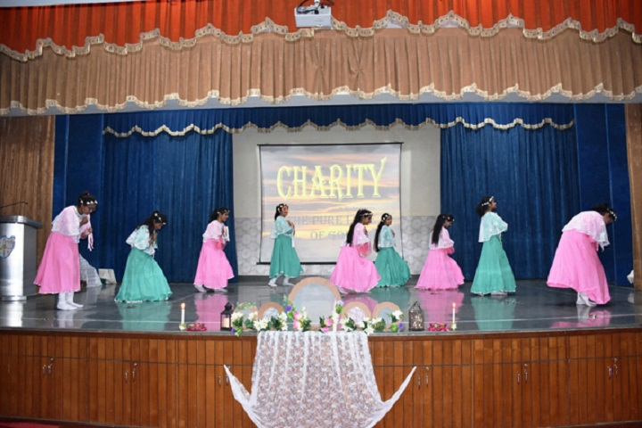St Francis Convent Inter College-Dance